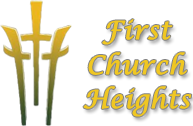 First Church Heights Footer Logo